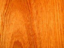 Houten lichtrode korrel stock afbeelding