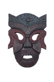 Houten masker Royalty-vrije Stock Fotografie