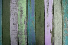 Houten materiële achtergrond voor Uitstekend behang stock foto