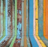 Houten materiële achtergrond voor Wijnoogst vector illustratie