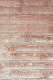 Houten muur Royalty-vrije Stock Afbeelding