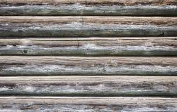 houten muur Royalty-vrije Stock Foto's