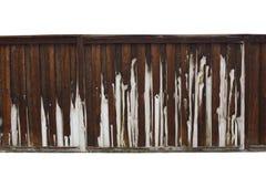 Houten muur Stock Afbeeldingen