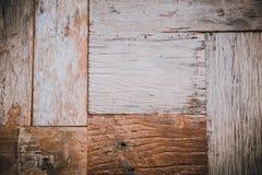 Houten muur Stock Afbeelding