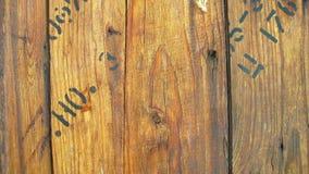 Houten muur Royalty-vrije Stock Afbeeldingen