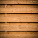 Houten muurachtergrond Stock Foto's