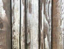 Houten muurachtergrond Stock Fotografie