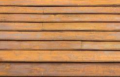 Houten muurachtergrond, Uitstekende houten muurachtergrond stock afbeelding
