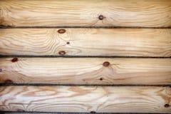 Houten muurtextuur Royalty-vrije Stock Fotografie