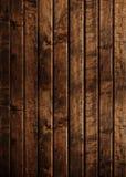 Houten muurtextuur Royalty-vrije Stock Afbeeldingen