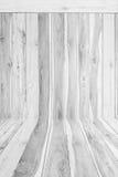 Houten muurtextuur als achtergrond Royalty-vrije Stock Foto's