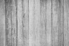 Houten muurtextuur op zwart-witte rustieke achtergrond stock foto's