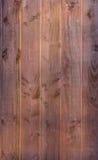 Houten omheiningspaneel, close-up Royalty-vrije Stock Afbeeldingen
