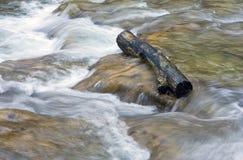Houten openings van een sessiewater Royalty-vrije Stock Afbeeldingen