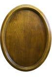 Houten ovale vernier stock afbeeldingen