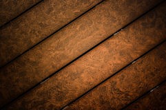 Houten paneeltextuur Stock Foto's