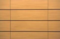 Houten panelen Royalty-vrije Stock Afbeelding