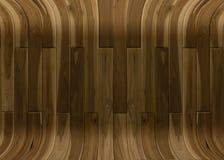 Houten panelen Royalty-vrije Stock Foto