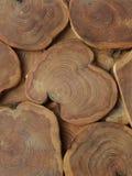 Houten patroon Stock Foto