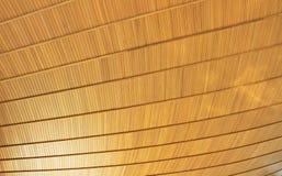 Houten plafond Stock Afbeeldingen