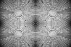 Houten plafond royalty-vrije stock afbeeldingen