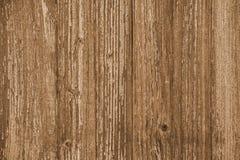 Houten plankachtergrond, warme lichtbruine kleur, verticale raad, houten textuur, oude lijst & x28; vloer, wall& x29; , wijnoogst royalty-vrije stock foto's