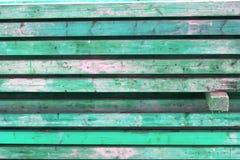 Houten planken Stock Foto