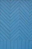 Houten planken blauwe achtergrond Royalty-vrije Stock Afbeeldingen