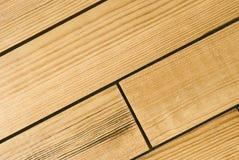 Houten plankenachtergrond Stock Foto