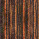 Houten raad voor naadloze achtergrond - Ebbehouten hout Stock Foto's
