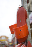 Houten Schoen Stock Afbeeldingen