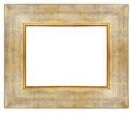Houten sjofel frame Royalty-vrije Stock Foto's