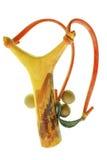 Het wapen van de slinger Stock Foto's