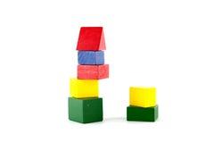 Houten speelgoed Stock Foto