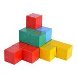 Houten Speelgoed Royalty-vrije Stock Fotografie