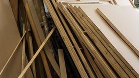 Houten Stapel Stock Afbeeldingen
