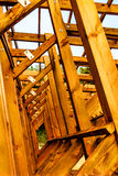 Houten structuur Royalty-vrije Stock Afbeelding
