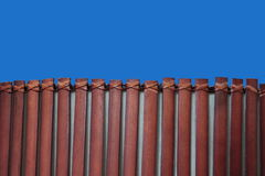 Houten structuur Stock Afbeelding
