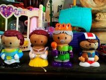 Houten stuk speelgoed Royalty-vrije Stock Afbeeldingen