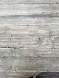 Houten textuur als achtergrond, close-up van lijst in openlucht Planken in horizontale groepering De oppervlakte heeft verscheide royalty-vrije stock foto's