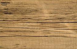 Houten textuur, bruine oude houten achtergrond Stock Afbeeldingen