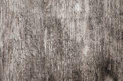 Houten textuur met barsten Stock Foto
