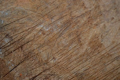 Houten textuur met natuurlijk houten patroon Royalty-vrije Stock Foto's