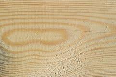 Houten textuur met natuurlijk pijnboompatroon Royalty-vrije Stock Foto
