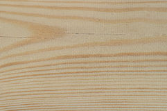 Houten textuur met natuurlijk pijnboompatroon Stock Foto's