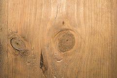 Houten textuur met natuurlijk pijnboompatroon Stock Afbeeldingen