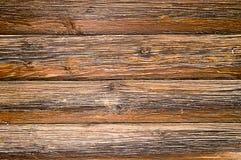 Houten textuur met natuurlijke oude pijnboom Royalty-vrije Stock Foto's