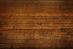 Houten textuur met natuurlijke patronen. Stock Foto
