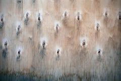 Houten textuur oud triplex royalty-vrije stock afbeelding