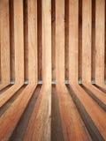 Houten textuur oude panelen Stock Fotografie